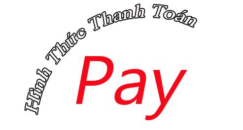 Có các hình thức thanh toán nào?