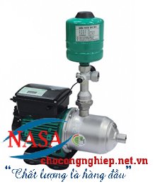 Bơm tăng áp tích hợp biến tần Wilo PBI-L303EA