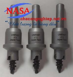 Mũi khoét lỗ Unifast MCT-14
