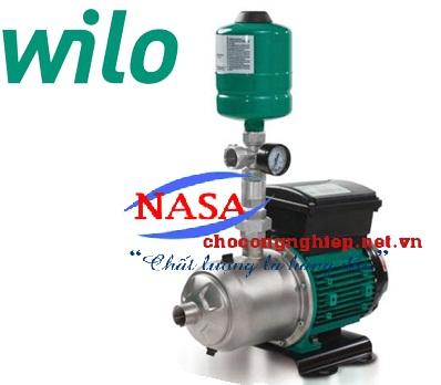 Bơm tăng áp tích hợp biến tần Wilo PBI-L802EA
