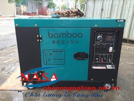 Máy phát điện Bamboo BmB 9800EAT