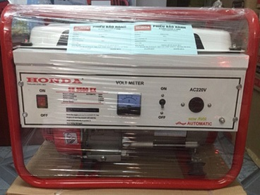 Máy phát điện Honda SH 4500 Le gió tự động AVR