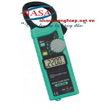 Đồng hồ ampe kìm 2200R