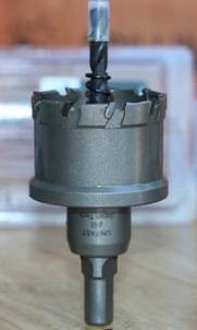 Mũi khoét lỗ Unifast MCT-46