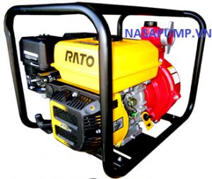 Máy bơm cao áp, chữa cháy, hóa chất Rato RT 50 HB35.6