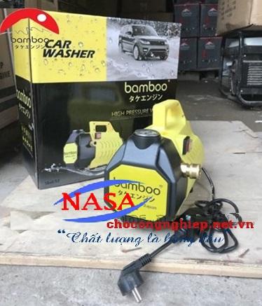 Máy xịt rửa áp lực Bamboo BmB666