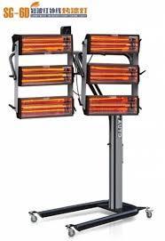 Đèn sấy sơn hồng ngoại, 6 bóng SHUGUANG SG-6D/A