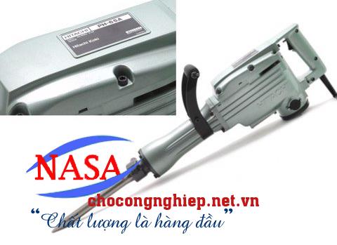 Đục bê tông mũi 30mm HITACHI PH65A