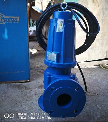 Bơm nước thải công nghiệp DMT 750-4