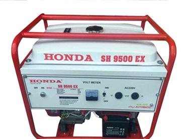 Máy phát điện Honda SH 9500 le gió tự động AVR