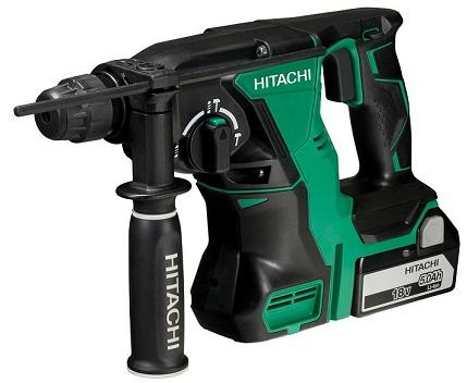 Máy khoan dùng pin Hitachi DH18DBL