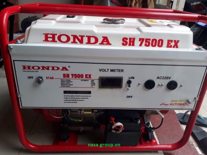 Máy phát điện Honda SH 7500