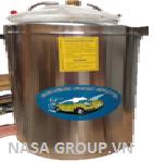 Bình tạo bọt 80 lít( Inox)