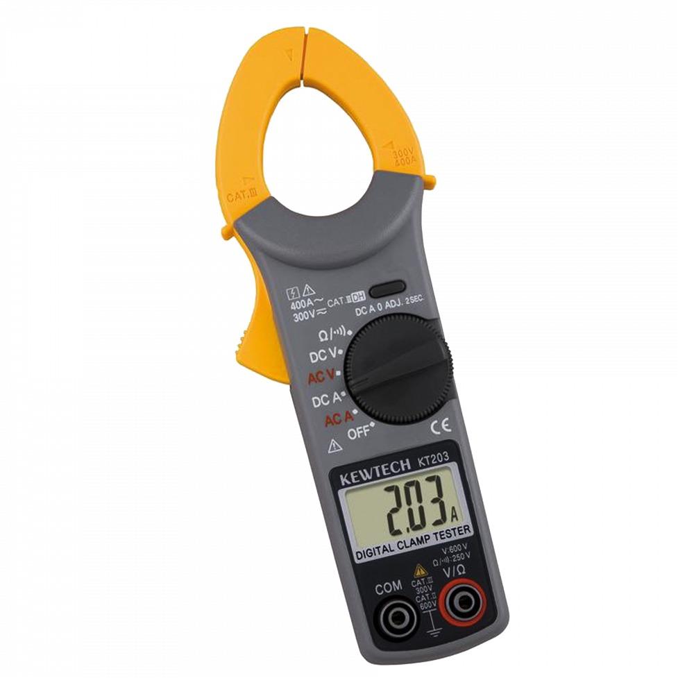 Đồng hồ ampe kìm K203
