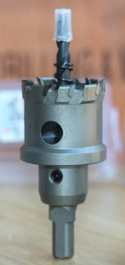 Mũi khoét lỗ Unifast MCT-37