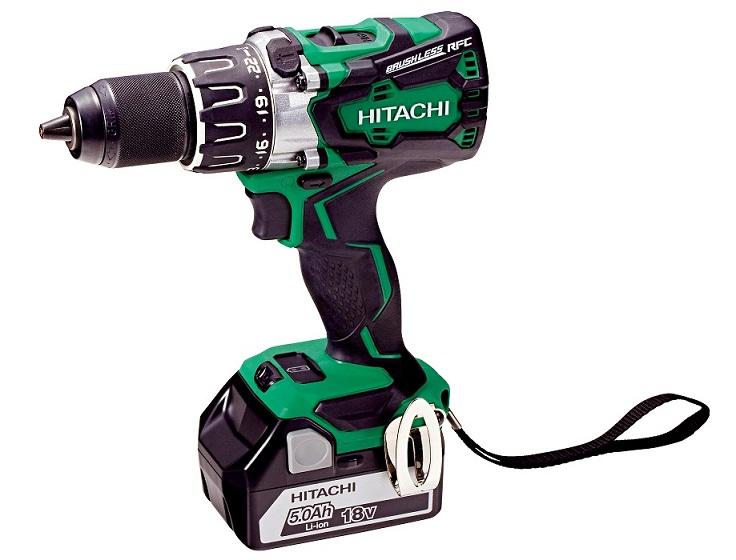 Máy khoan dùng pin Hitachi DS18DBL2