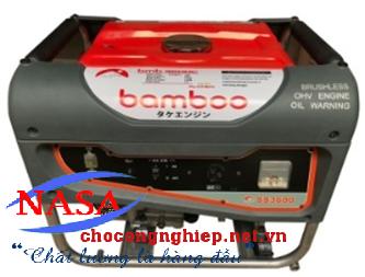 Máy phát điện Bamboo BmB 3600E