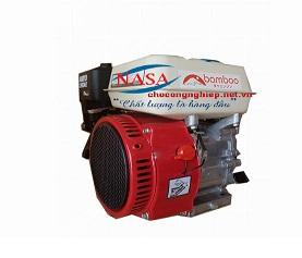 Động cơ nổ xăng le gió tự động BmB GX 160 AC