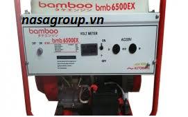 MÁY PHÁT ĐIỆN BAMBOO BmB 6500Ex