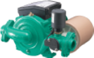 Bơm tăng áp điện tử tích hợp bình áp Wilo PB-401SEA