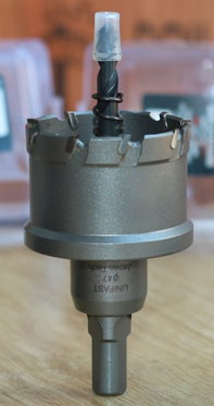 Mũi khoét lỗ Unifast MCT-47