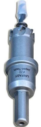 Mũi khoét lỗ Unifast MCT-20