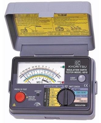 Thiết bị đo đa chức năng Kyoritsu 6018