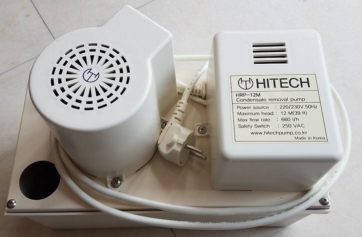 Máy bơm nước ngưng điều hòa HRP 12M