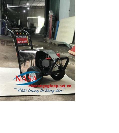 Máy rửa áp lực đẩy tay Bamboo BMB 3200 PSI