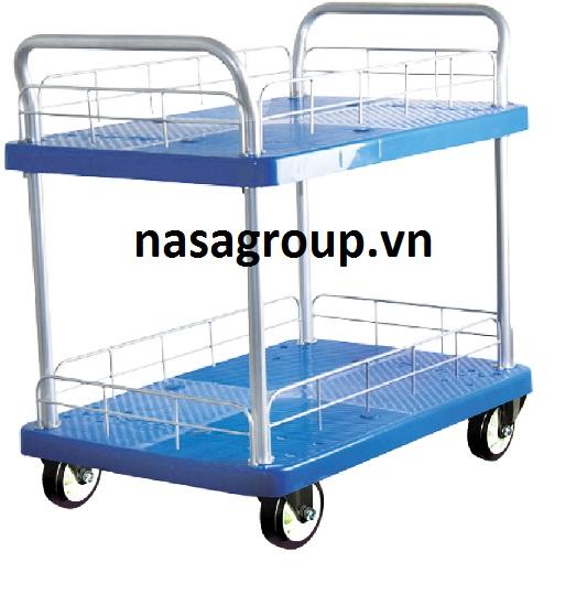 Xe đẩy hàng siêu thị Feida FD300-T2