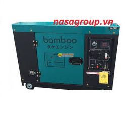 Máy phát điện Bamboo BmB 8800