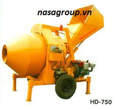 MÁY TRỘN HD750 HÒA PHÁT đ/c 15kw