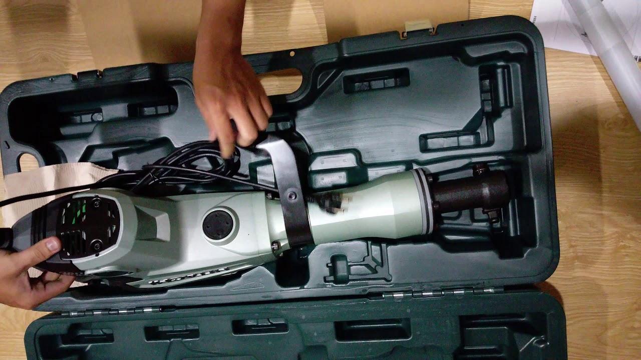 Đục bê tông Hitachi mũi 30mm H65SB3