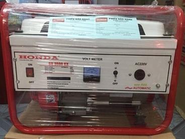 Máy phát điện Honda SH 4500  Vip