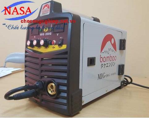 Máy hàn Inverter  BmB MIG 200G