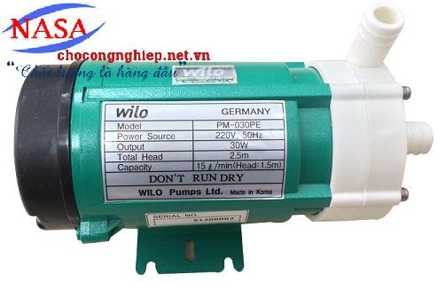 Bơm từ hóa chất Wilo PM-030PE
