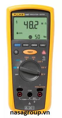 Đồng hồ đo cách điện đa năng FLUKE-1507