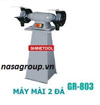 Máy mài 2 đá Shinetool GR-803