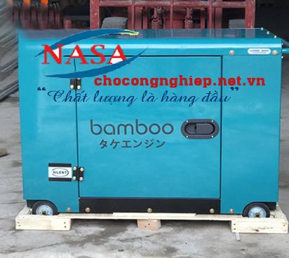 Máy phát điện Bamboo BmB 9800ET3P
