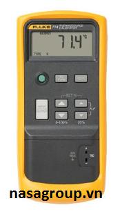 Máy hiệu chuẩn cảm biến nhiệt FLUKE-714B/EN
