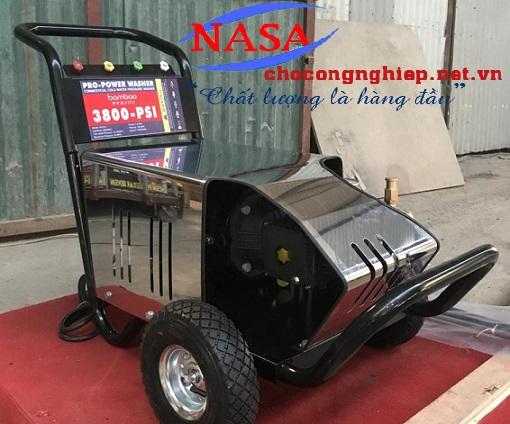 Máy rửa áp lực đẩy tay Bamboo BMB 3800 PSI