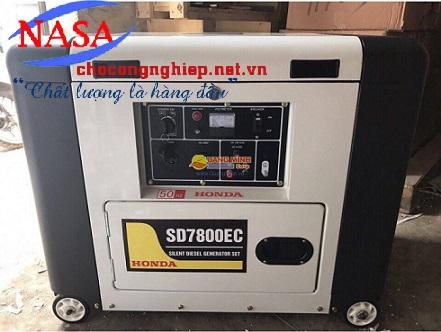 Máy phát điện Honda SD7800EC