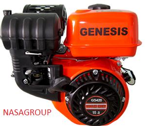 Động cơ xăng Genesis GS 420 RCE