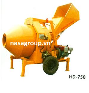 Máy trộn HD750 Hòa Phát