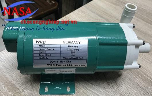 Bơm từ hóa chất Wilo PM-052PE