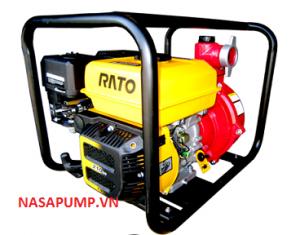 Máy bơm cao áp, chữa cháy, hóa chất Rato RT 50 YB50.7