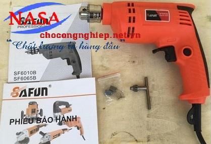Máy khoan 6mm Safun SF 6065B