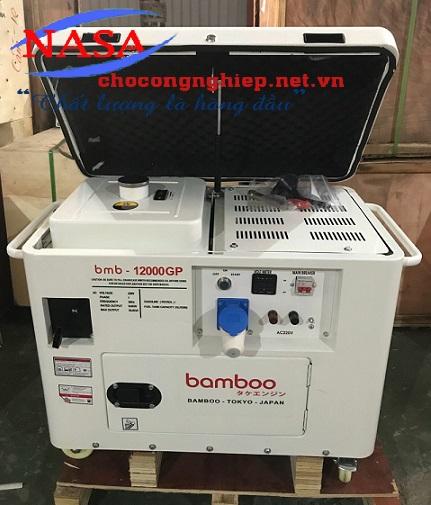 Máy phát điện Bamboo BmB 12000GP