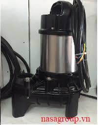 Máy bơm chìm nước thải TSURUMI  PU Series 40PUW2.15S