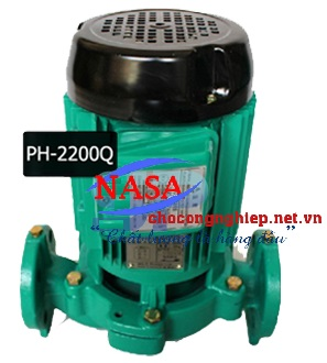 Bơm tuần hoàn nước nóng Wilo PH-1500Q
